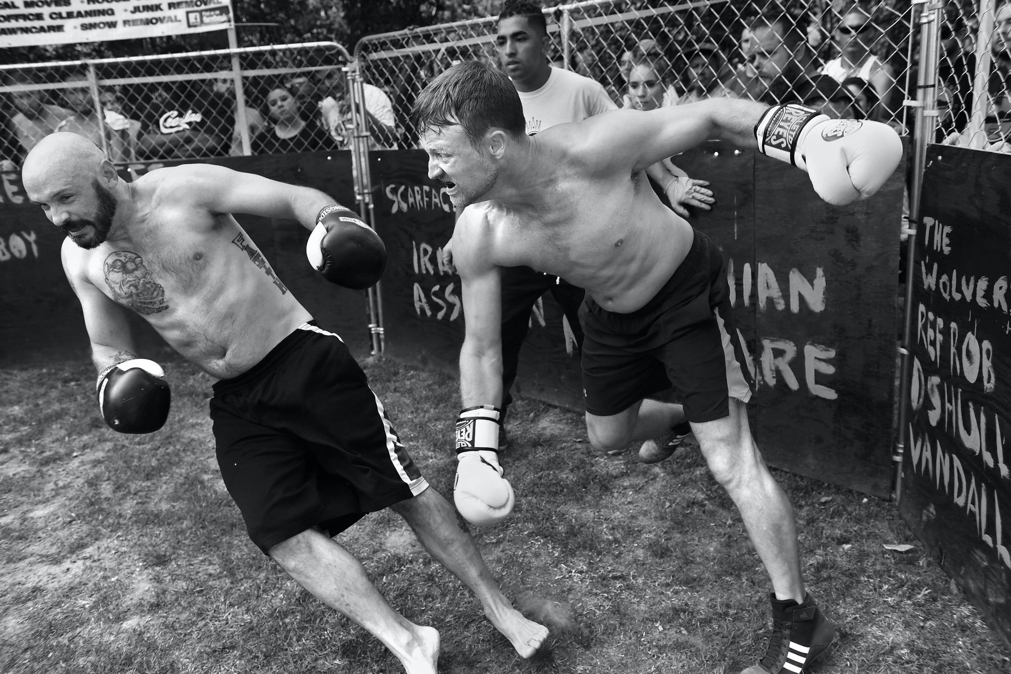 Backyard Fights