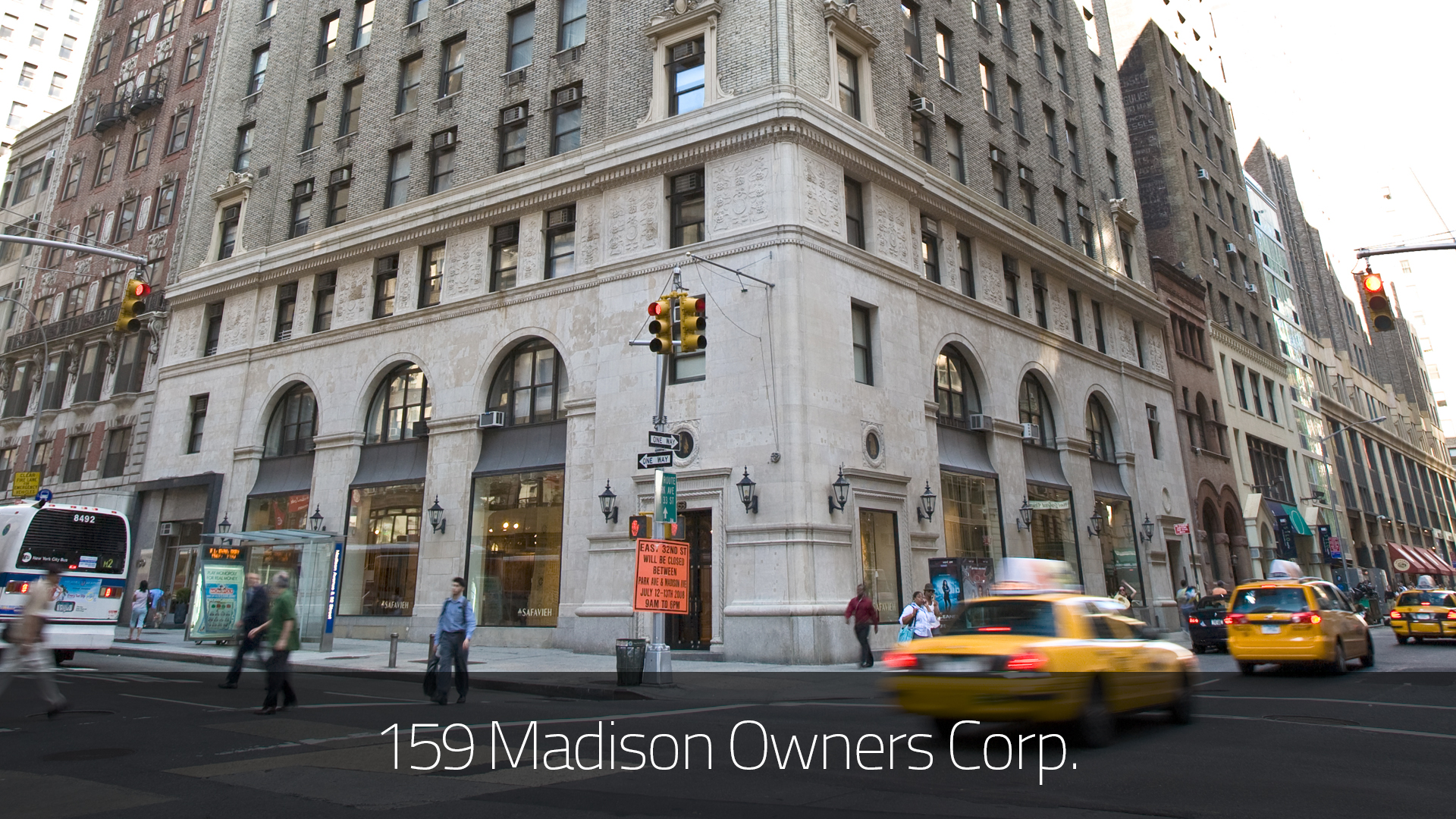 159 madison owners corp