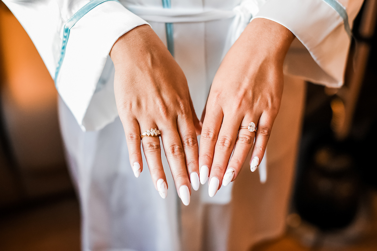 Timeless Bridal Manicures