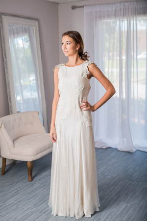 Carol Hannah wedding dresses