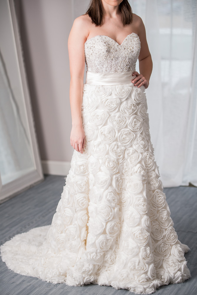 Allure bridals size  - $1000 - (50% OFF)