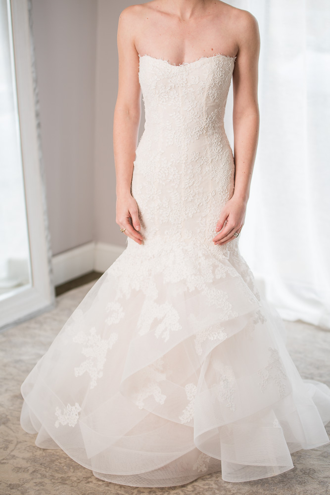 Monique lhuillier size  - $2300 - (54% OFF)