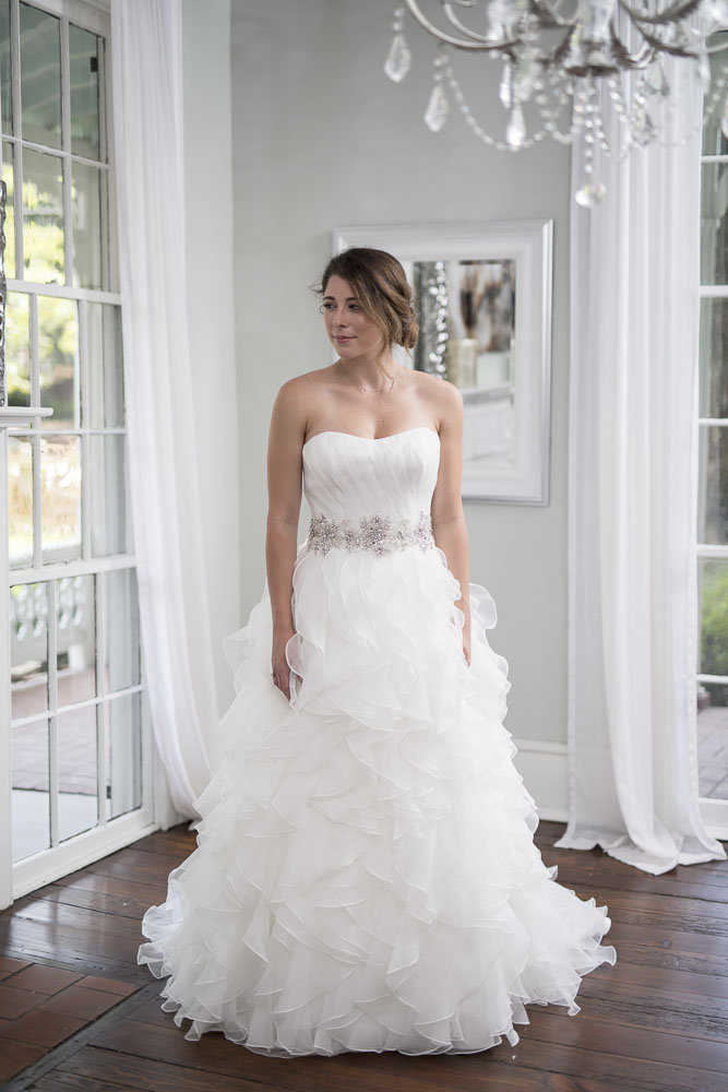 Sottero & midgley size 0 - $1007 - (28% OFF)