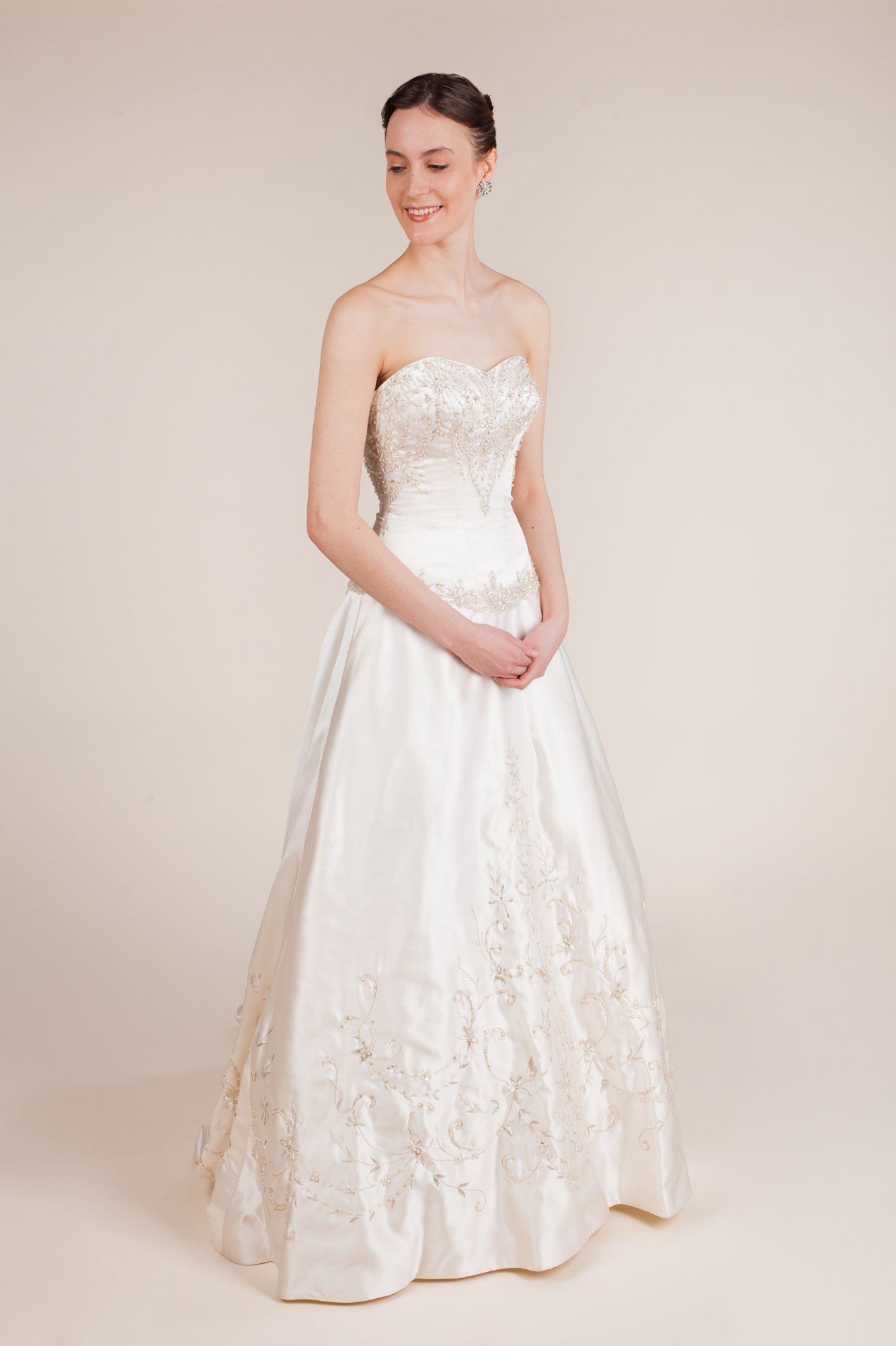 Allure bridals size  - $600 - (50% OFF)