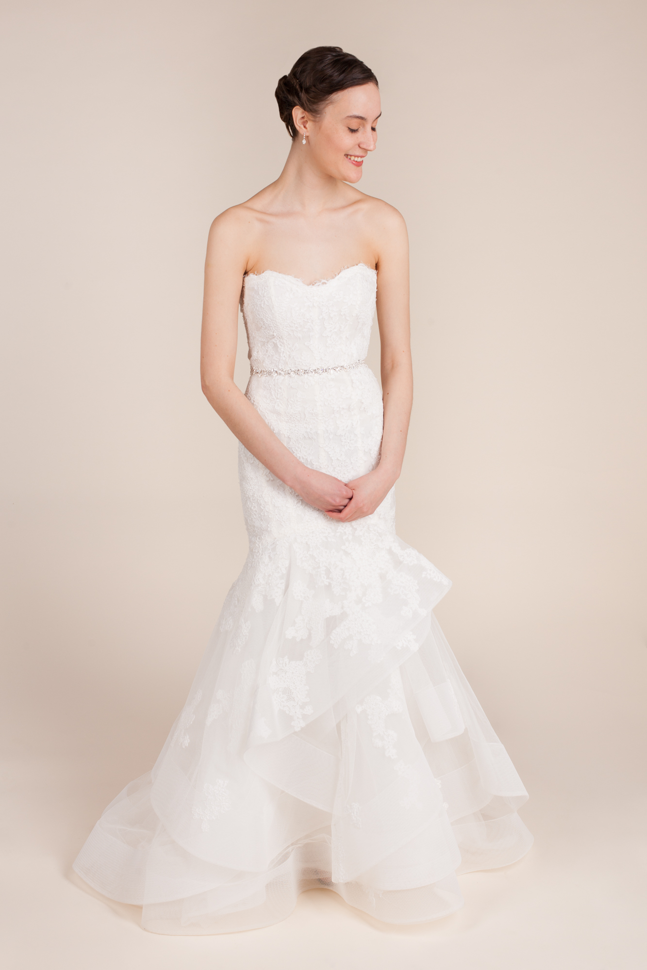 Monique lhuillier size  - $2495 - (50% OFF)