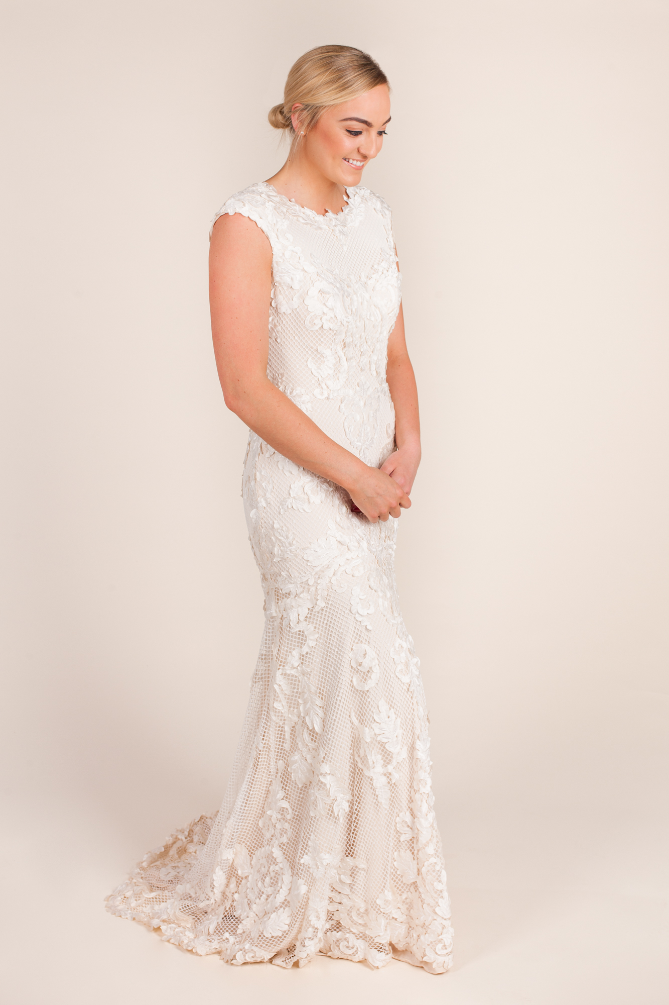 Sottero & midgley - Suzanne Rose size 0 - $1150 - (23% OFF)
