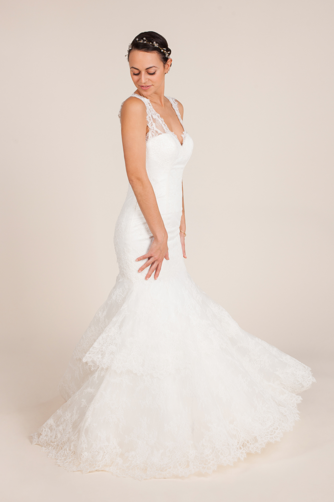 Allure bridals size 0 - $750 - (73% OFF)