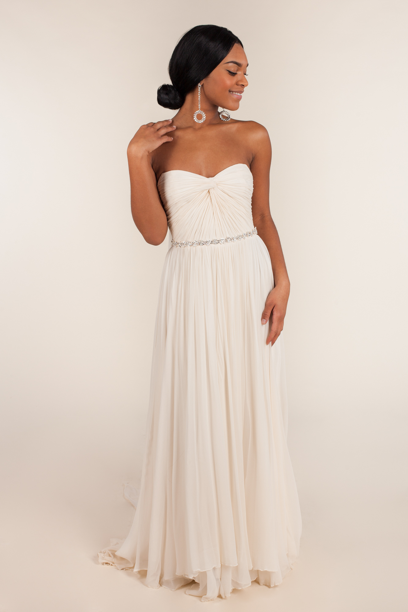 Monique lhuillier size 8 - $2200 - (45% OFF)