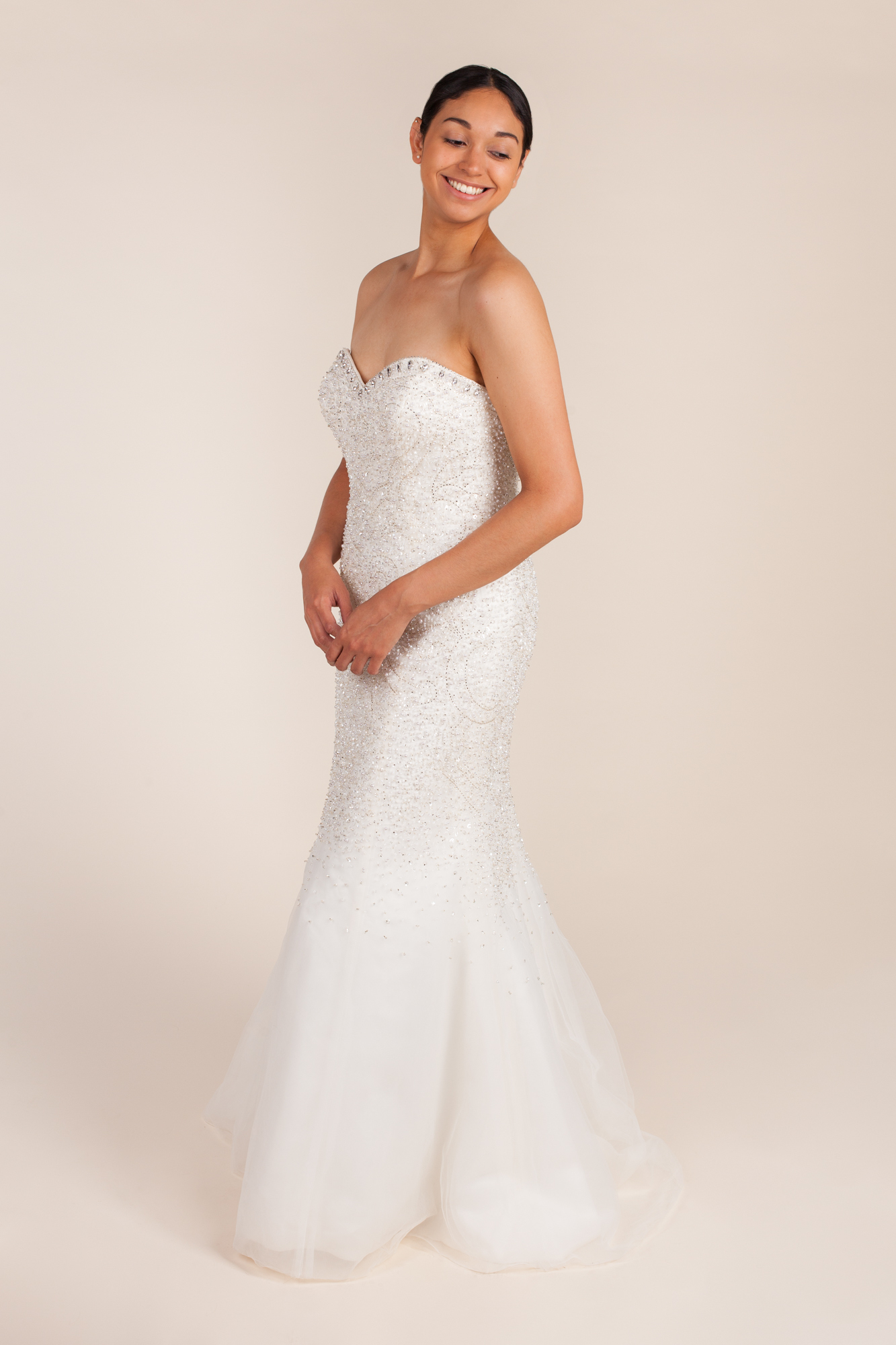 David bridal - SWG688 size 10 - $1000 - (31% OFF)