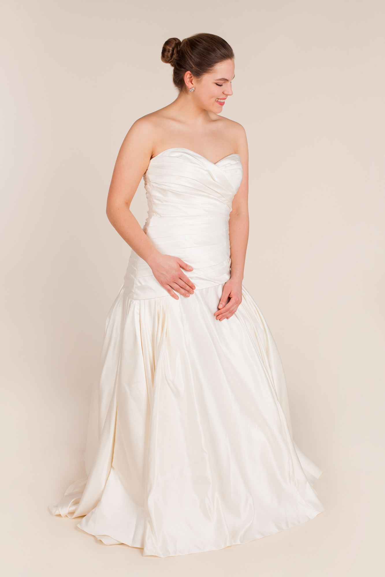 David's bridal - MB3651 size 12 - $555 - (26% OFF)