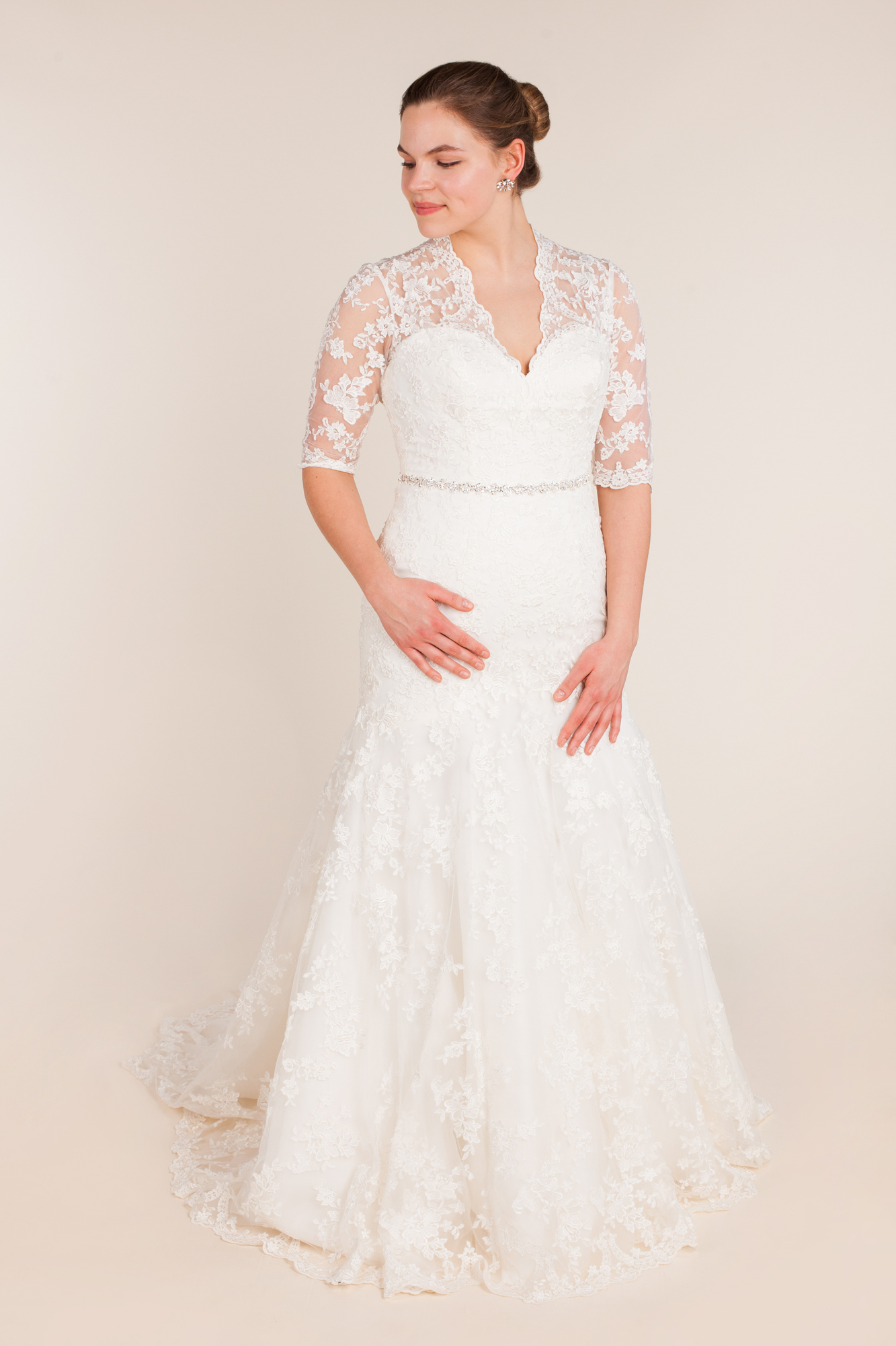 Allure bridals - 8900 size 0 - $850 - (29% OFF)