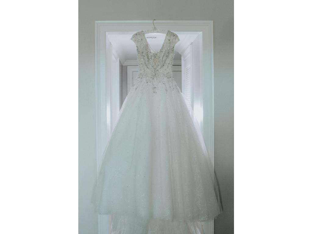 Ines Di Santo - Fontanne Wedding Dress