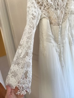 Maggie sottero - patience lynette size 12 - $1000 - (38% OFF)