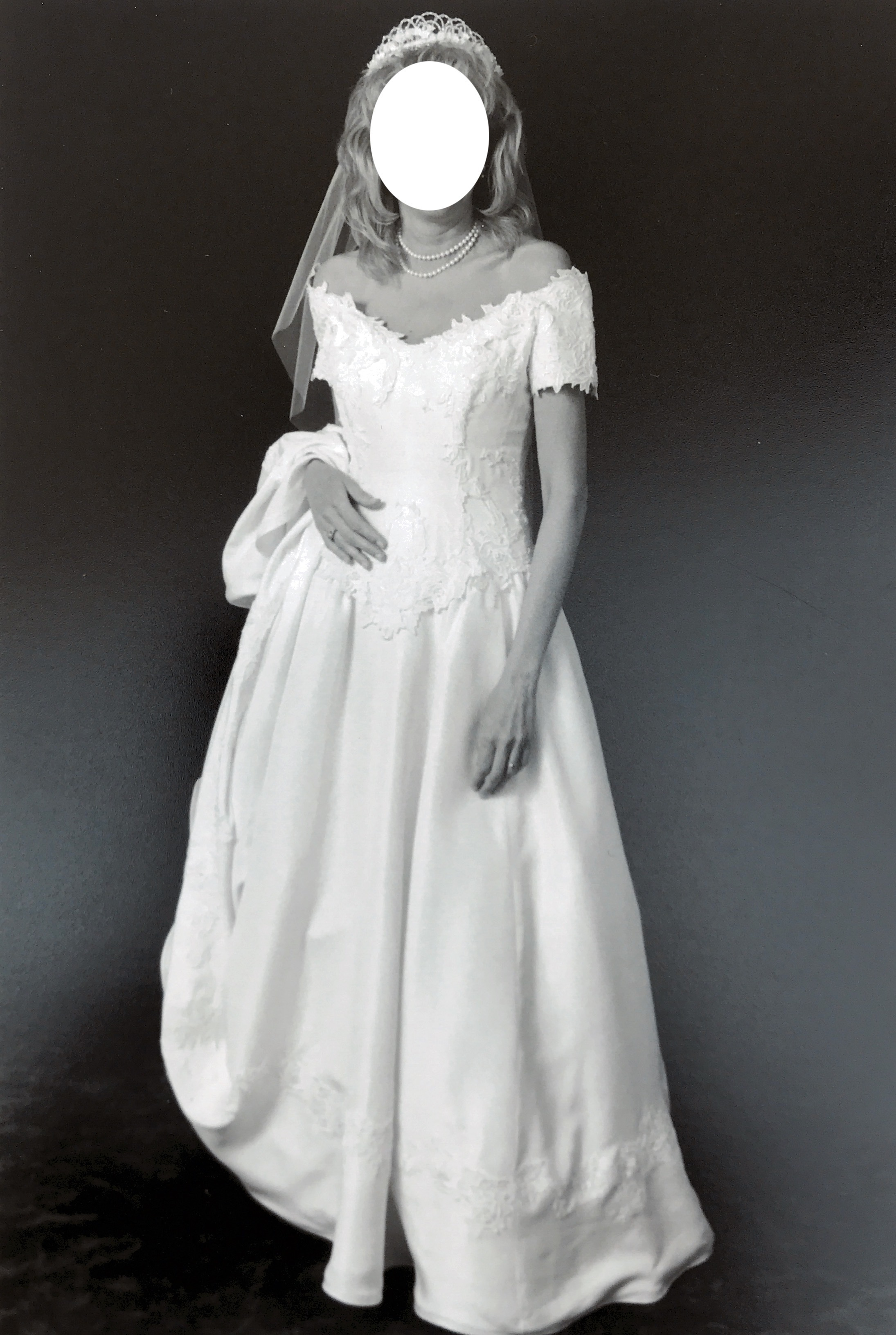 Unknown - Unknown Wedding Dress