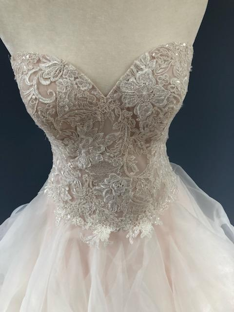 Allure bridals - 2957 size 14 - $1700 - (29% OFF)