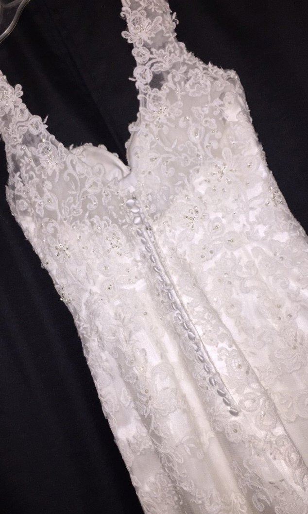 Maggie sottero - W841 size 8 - $600 - (51% OFF)