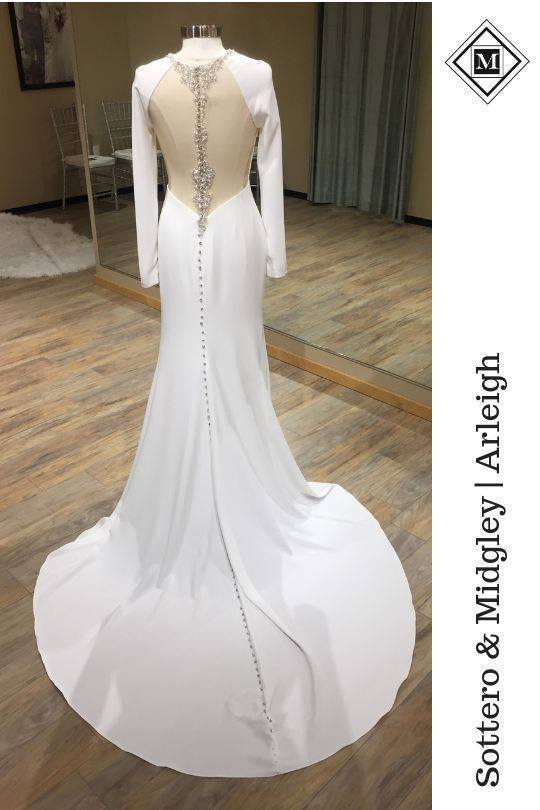 Sottero & midgley - Arleigh size 8 - $1400 - (30% OFF)