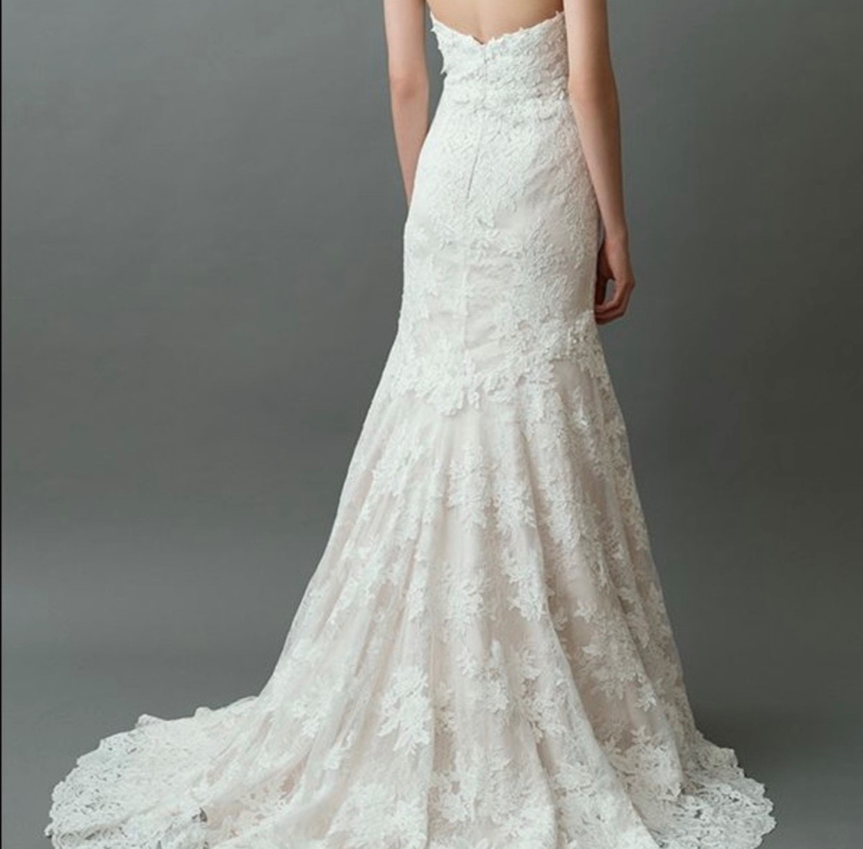 Jenny yoo - Morgan Wedding Dress size 6 - $2800 - (30% OFF)