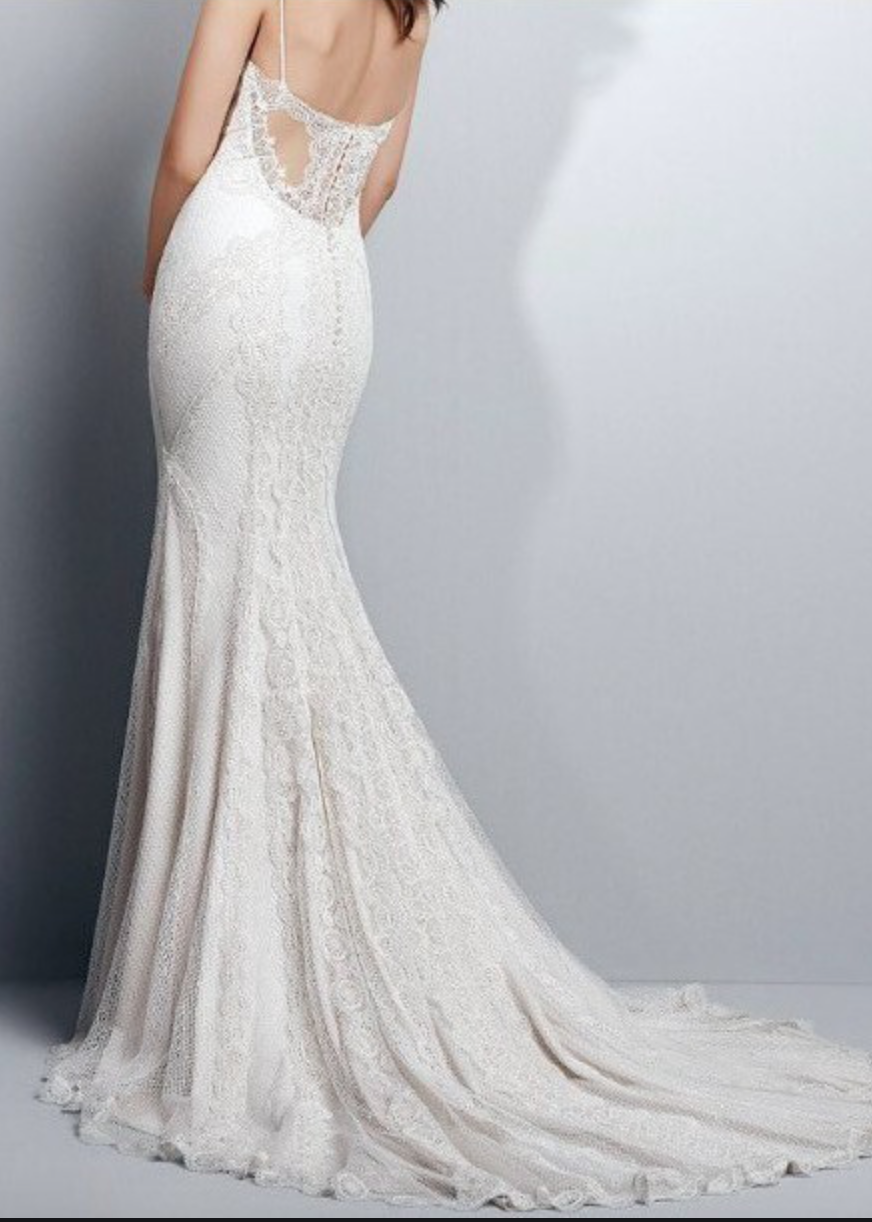 Sottero & midgley - 7SW968 size 10 - $1700 - (25% OFF)