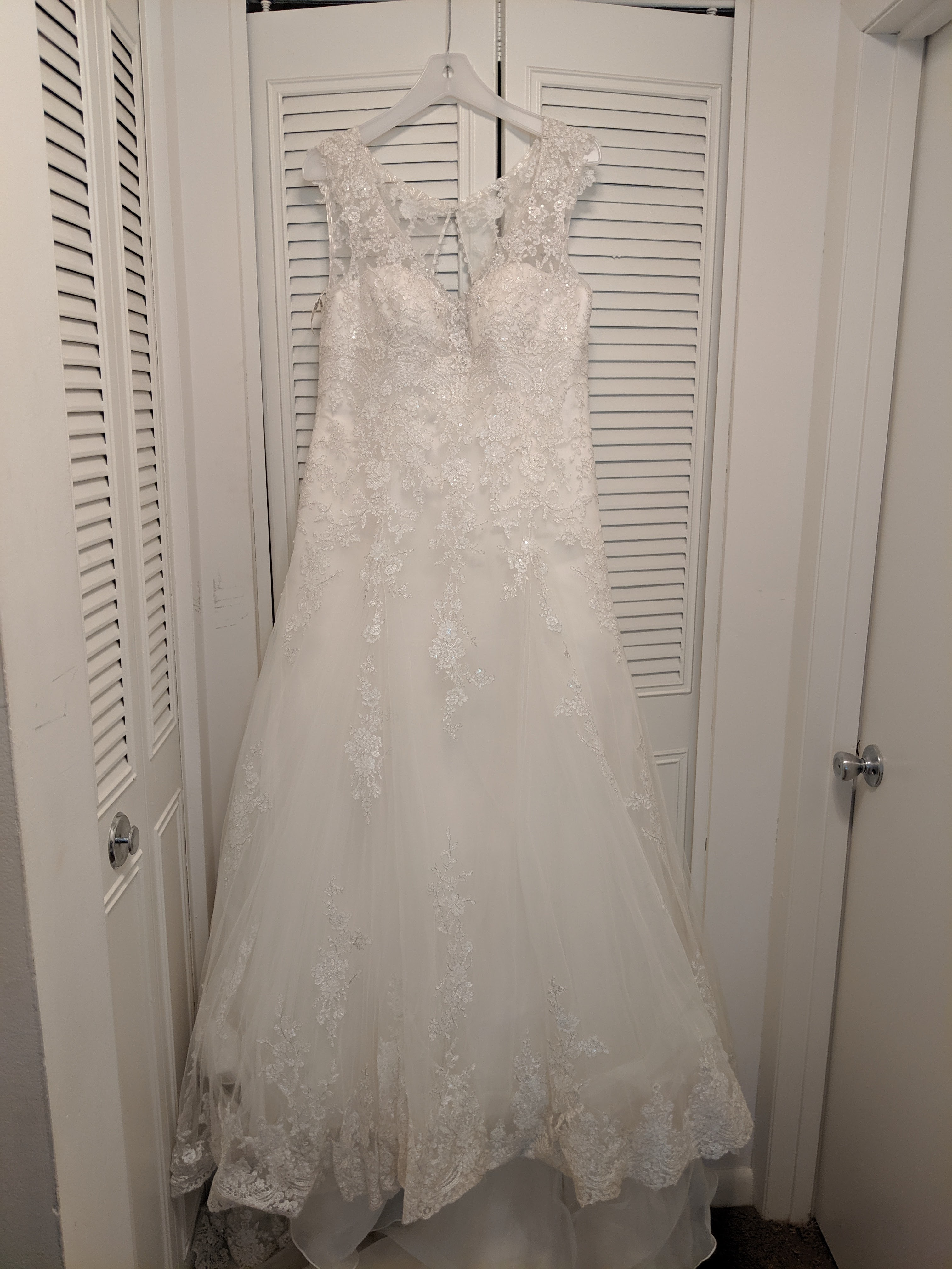 Maggie sottero - Briony size 16 - $250 - (83% OFF)