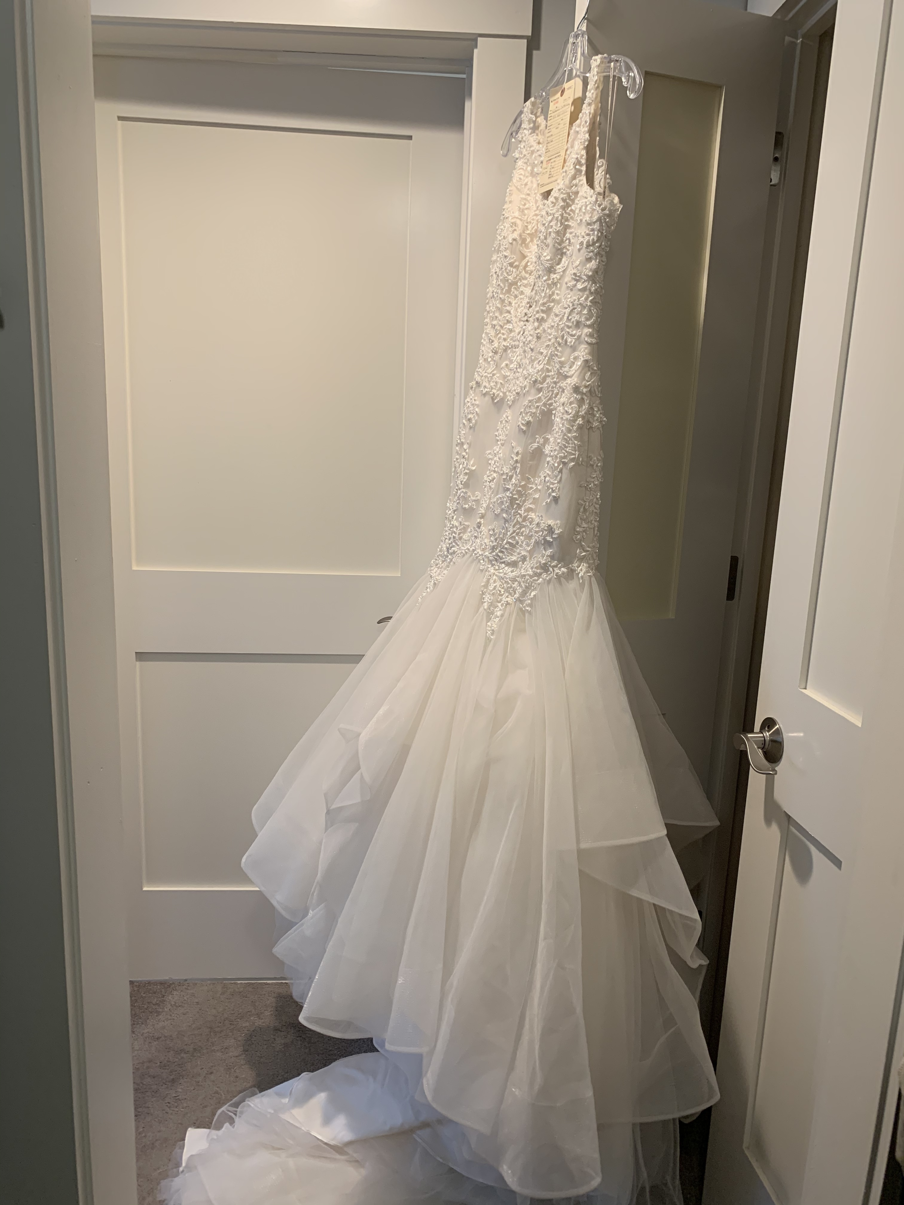 Maggie sottero - Veda size 8 - $1100 - (31% OFF)
