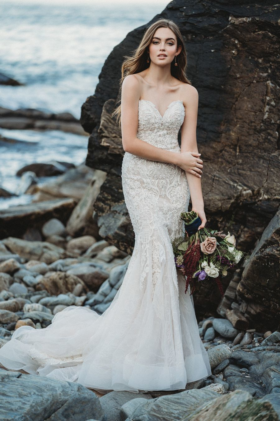 Allure bridals - 9601 size 16 - $2000 - (9% OFF)