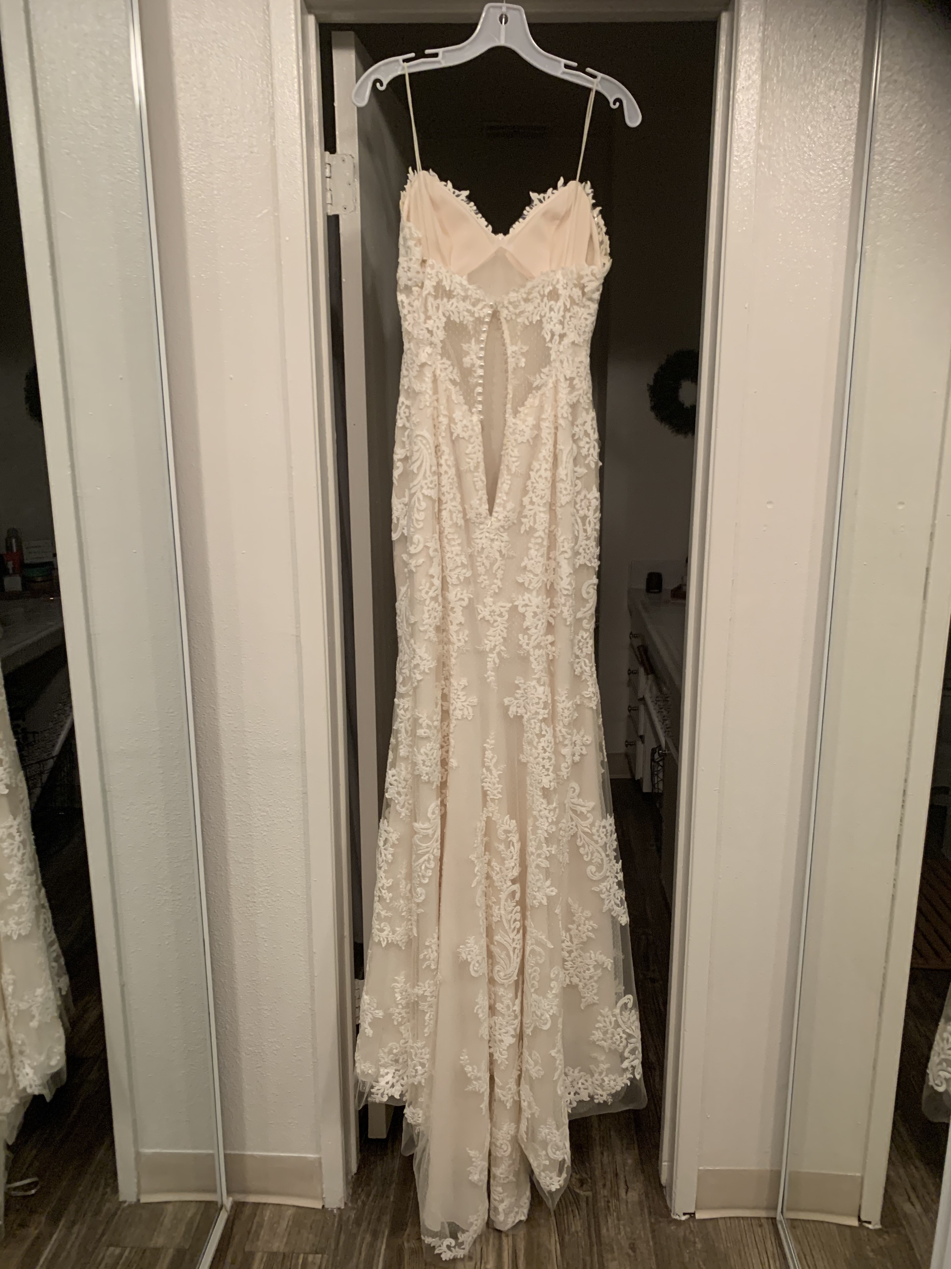 Maggie sottero - 5SR602 Ivory over nude size 6 - $900 - (40% OFF)