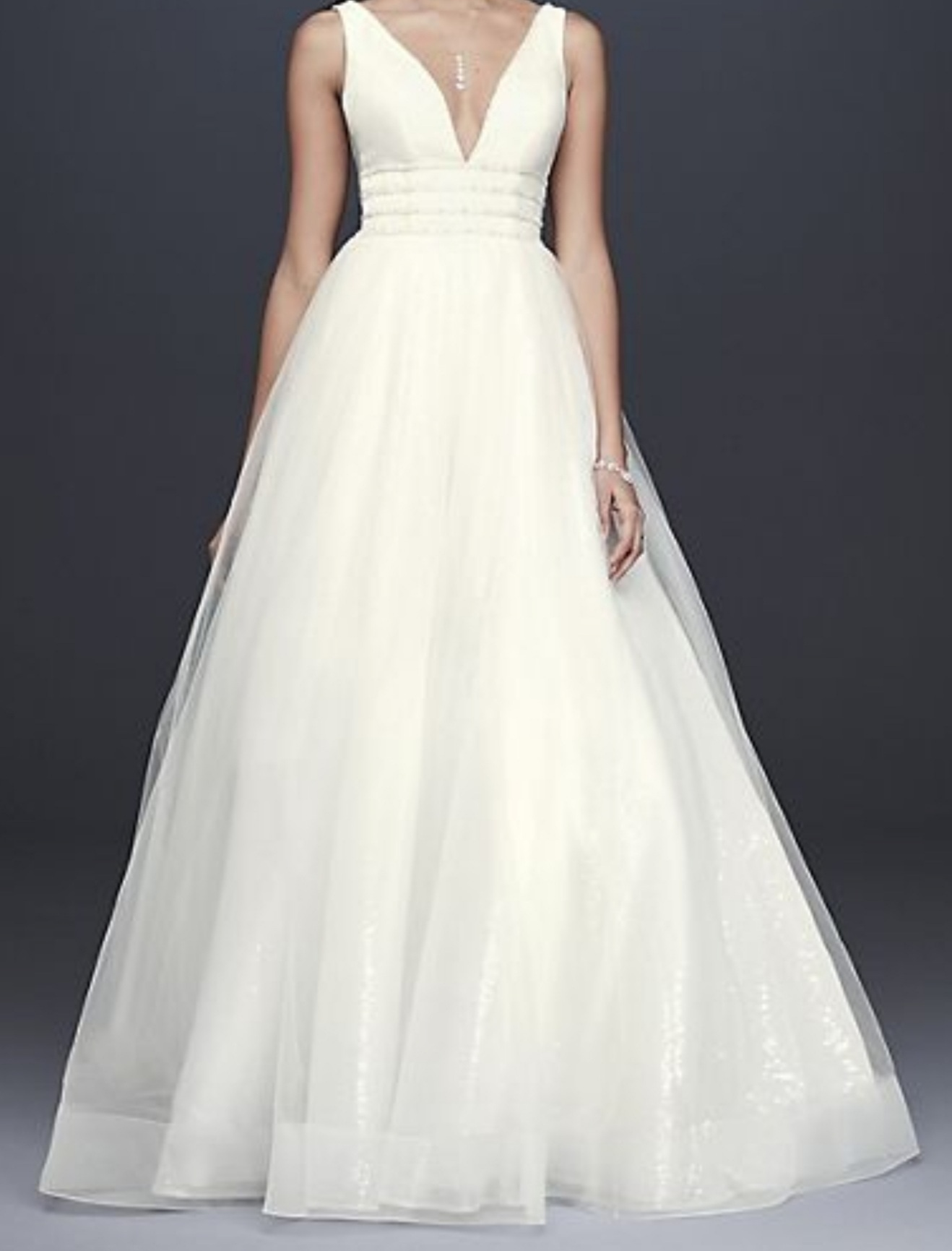 Galina Signature - SV821 - size 14 - $875 - (13% OFF)