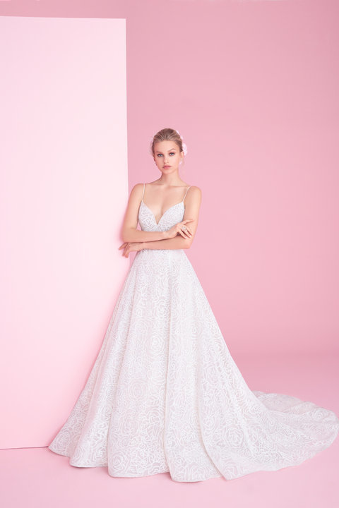 Blush by Hayley Paige - Jardin - size 6 - $1160 - (60% OFF)