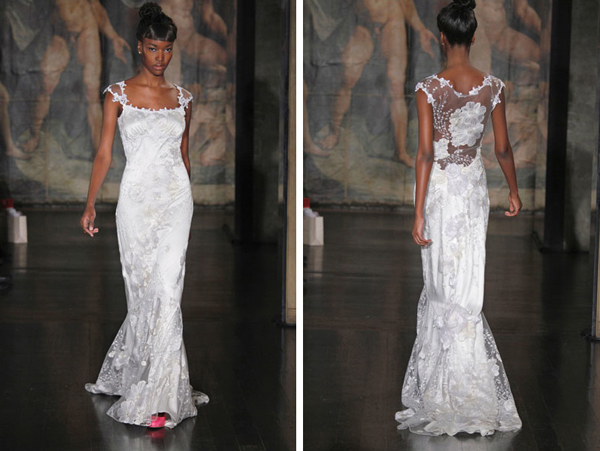 Claire pettibone - Orange Blossom size 6 - $1800 - (72% OFF)