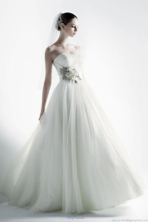 Oleg cassini - Ball gown size 10 - $915 - (24% OFF)