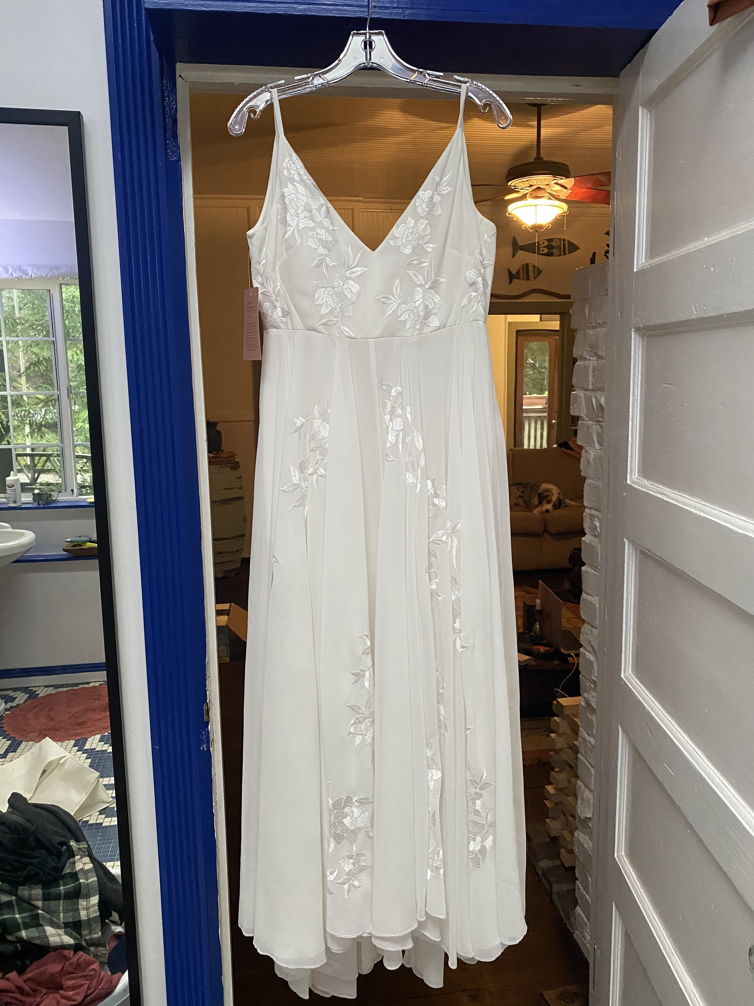Bhldn - Bonaire Gown size 4 - $700 - (7% OFF)