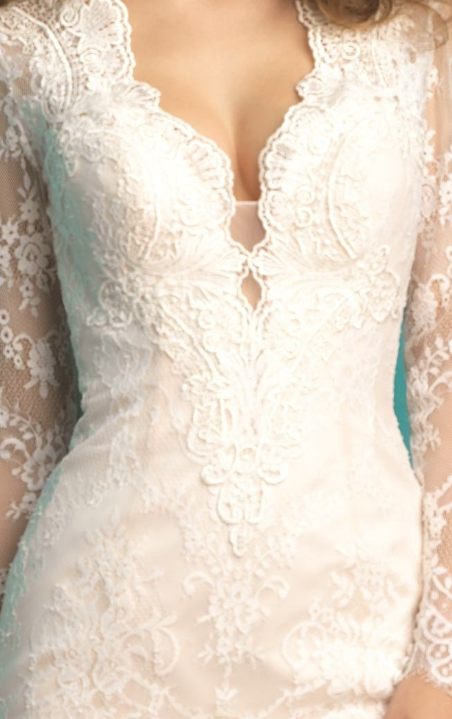 Allure bridals - 9260 size 10 - $700 - (42% OFF)