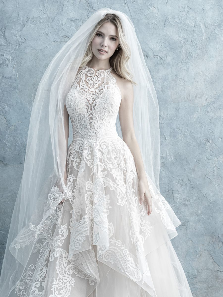 Allure bridals - 9652 size 18 - $1625 - (17% OFF)