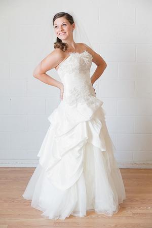 Borrowing magnolia full length dresses 0339 1