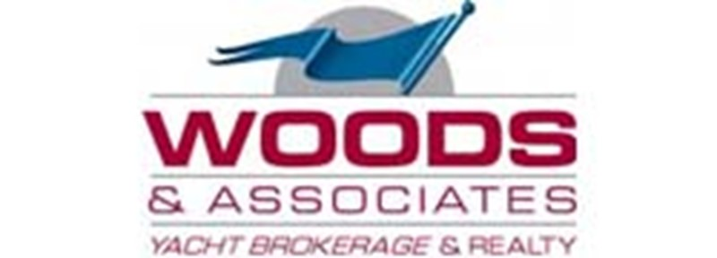 Woods & Associates Yacht Brokerage logo 233 14348