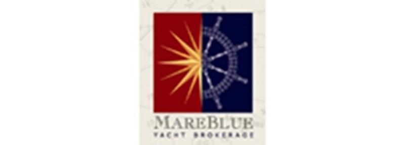 Mare Blue Yacht Brokerage logo 238 2766