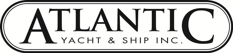 Atlantic Yacht & Ship logo 243 3000