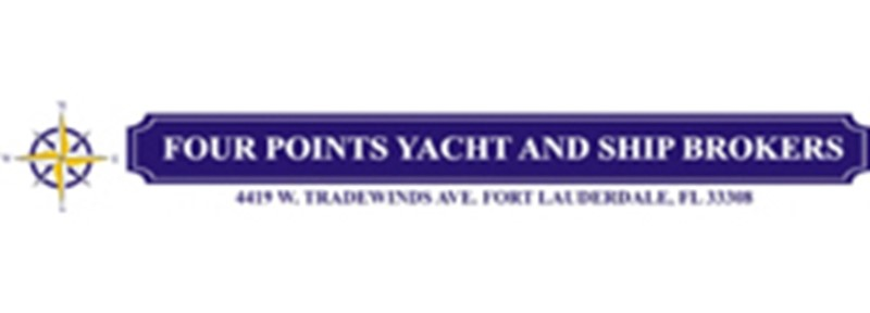 Four Points Yacht and Ship Brokers logo 256 2836