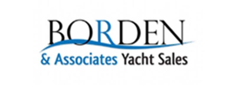 Borden and Associates Yacht Sales logo 258 2876