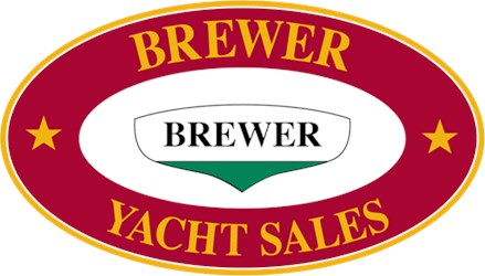 Brewer Yacht Sales logo 1090 26119 Side