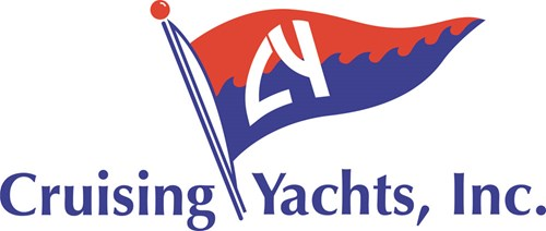 Cruising Yachts Inc logo 1089 26110 Side