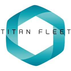 TITAN FLEET MANAGEMENT logo 714 17757 Side