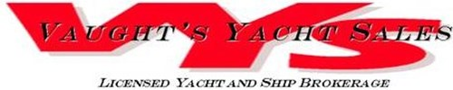 Vaught's Yacht Sales logo 1105 26396