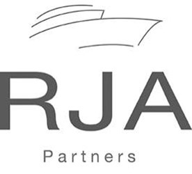 RJA Partners logo 164 26079 Side