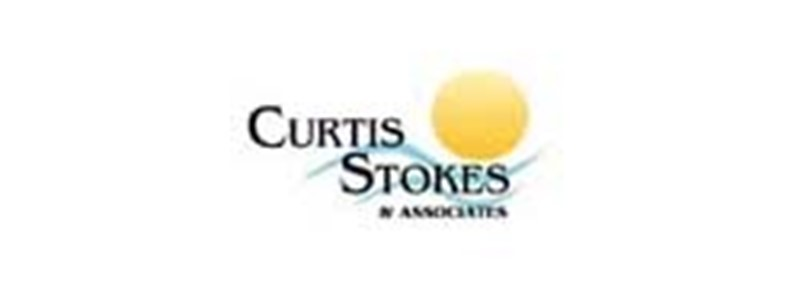 Curtis Stokes & Associates, Inc. logo 367 3322 Side