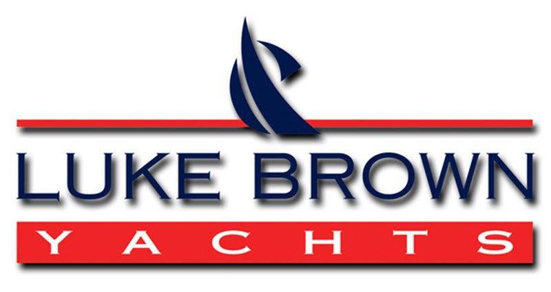Luke Brown Yachts logo 49 2147