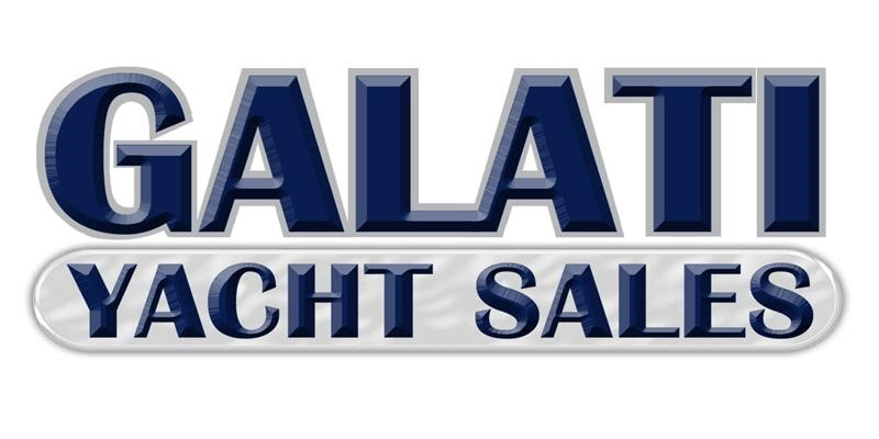 Galati Yacht Sales - Naples logo 64 2343 Side