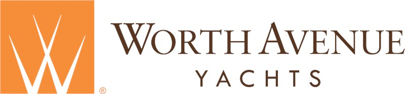 Worth Avenue Yachts LLC - Palm Beach logo 496 3818 Side