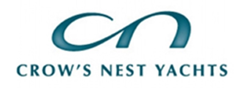 Crow's Nest Yacht Sales logo 71 15340 Side